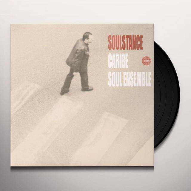 Soulstance CARIBE SOUL ENS Vinyl Record