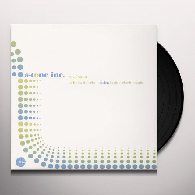 S-Tone Inc REVELATION LA BOCA DEL RIO Vinyl Record