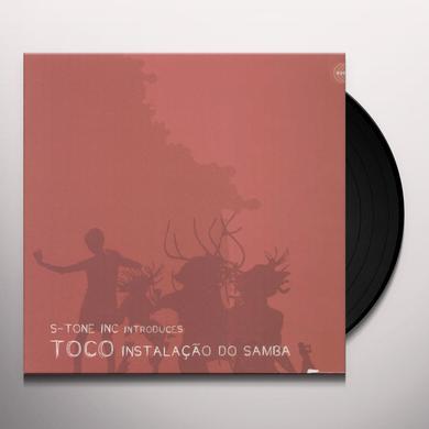 S-Tone Inc TOCO-INSTALACAO DO SAMBA Vinyl Record