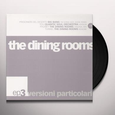 The Dining Rooms VERSIONI PARTICOLARI 3 Vinyl Record