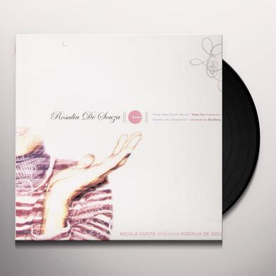 Rosalia De Souza FICA MAL COM DEUS CANTO DE OSS Vinyl Record
