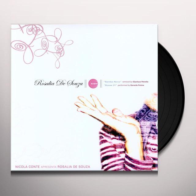 Rosalia De Souza SAMBA NOVO BOSSA 31 Vinyl Record