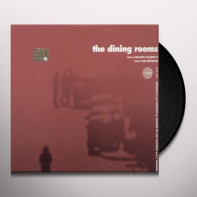 The Dining Rooms MILANO CALIBRO 9 NO PROBLEM Vinyl Record