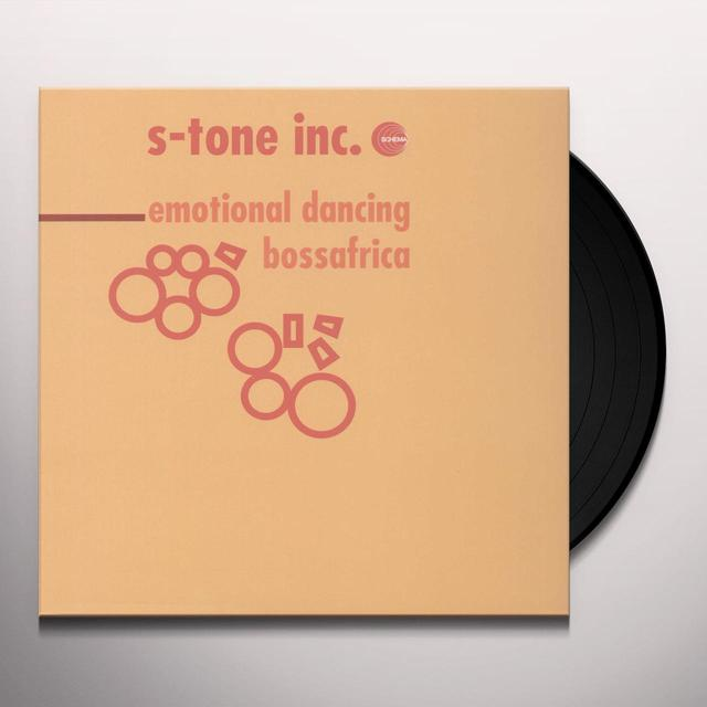S-Tone Inc EMOTIONAL DANCING BOSSAFRICA Vinyl Record