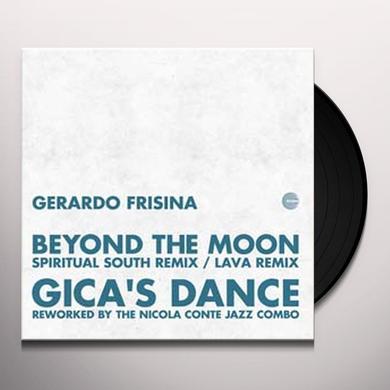 Gerardo Frisina BEYOND THE MOON REMIX Vinyl Record