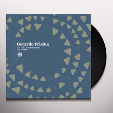 Gerardo Frisina GODS OF THE YORUBA COHETE Vinyl Record