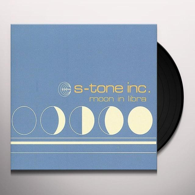 S-Tone Inc MOON IN LIBRA Vinyl Record