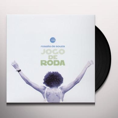 Rosalia De Souza JOGO DE RODA REMIX BY THE IN Vinyl Record