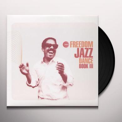 FREEDOM JAZZ DANCE-BOOK 3 / VARIOUS Vinyl Record