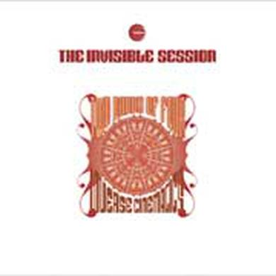 The Invisible Session TILL THE END REMIX BY INVERS Vinyl Record