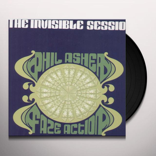 The Invisible Session I KNEW THE WAY REMIX BY PHIL Vinyl Record