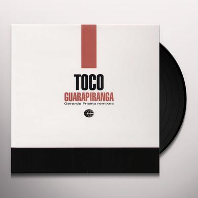 Toco GUARAPIRANGA REMIX BY GERARD Vinyl Record