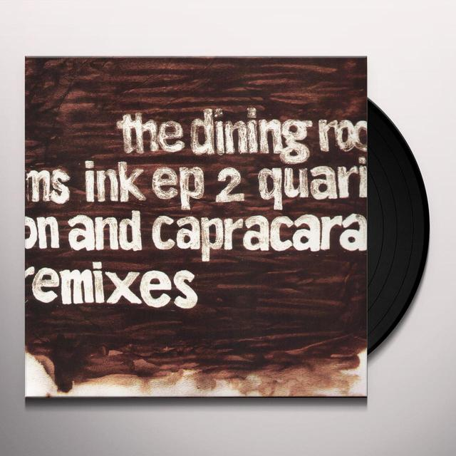 The Dining Rooms INK 2-FREE TO GROW REMIX Vinyl Record