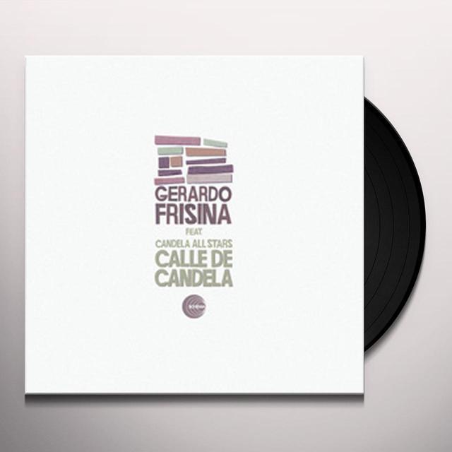 Gerardo Frisina CALLE DE CANDELA Vinyl Record