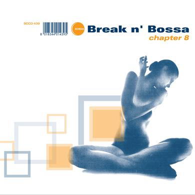 BREAK N BOSSA-CHAPTER 8 / VARIOUS Vinyl Record