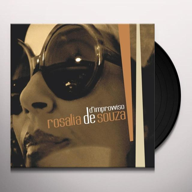 Rosalia De Souza DIMPROVVISO Vinyl Record
