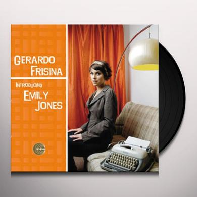 Gerardo Frisina INTRODUCING EMILY JONES Vinyl Record