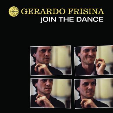 Gerardo Frisina JOIN THE DANCE Vinyl Record