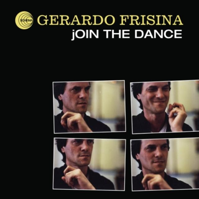 Gerardo Frisina JOIN THE DANCE Vinyl Record