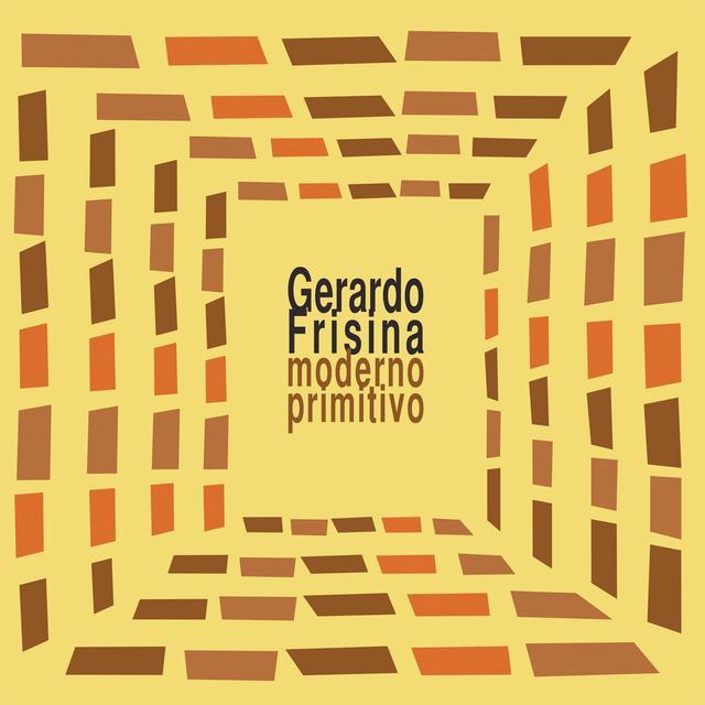 Gerardo Frisina MODERNO PRIMITIVO Vinyl Record