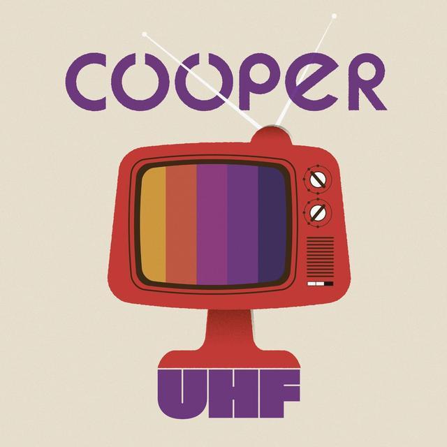 Cooper UHF Vinyl Record