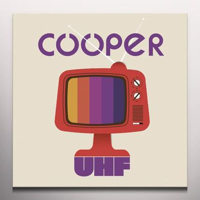 Cooper UHF Vinyl Record - Limited Edition, Purple Vinyl