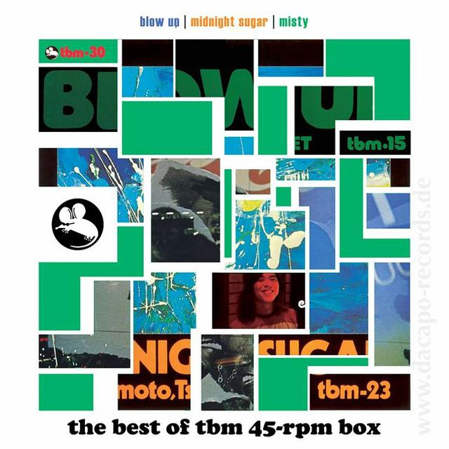 BEST OF TBM (THREE BLIND MICE) / VARIOUS (BOX) BEST OF TBM (THREE BLIND MICE) / VARIOUS Vinyl Record
