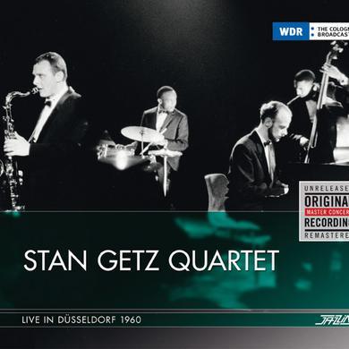 Stan Getz LIVE IN DUSSELDORF 1960 Vinyl Record