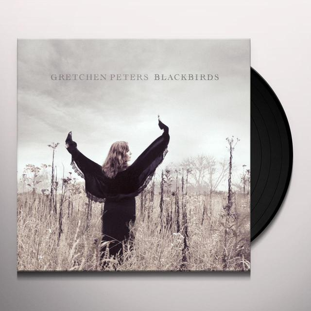 Gretchen Peters BLACKBIRDS Vinyl Record