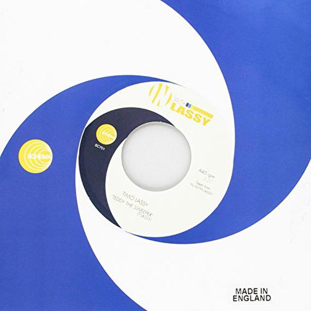 TIMO LASSY BAND Vinyl Record