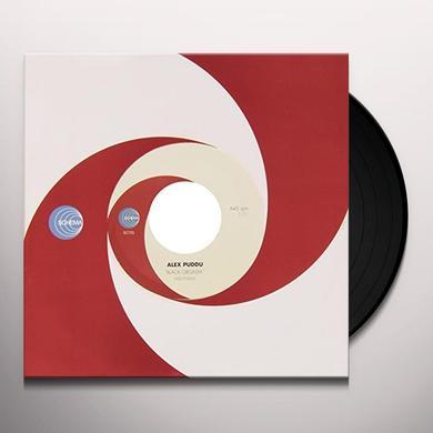 Alex Puddu BLACK ORGASMO Vinyl Record