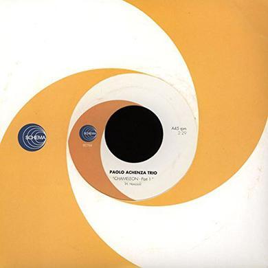 Paolo Achenza CHAMELEON PART 1 & 2 Vinyl Record