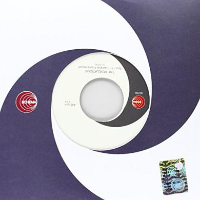 Revelations SOUL 111 / LIVELY FRISINA Vinyl Record