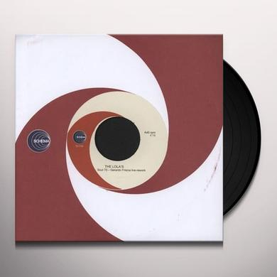 Gerardo Frisina COLOURS Vinyl Record