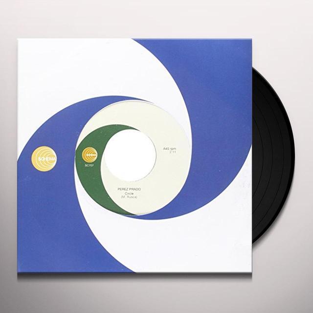 Perez Prado CIRCLE Vinyl Record