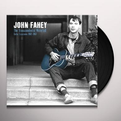 John Fahey TRANSCENDENTAL WATERFALL - GUITAR EXCURSIONS 1962 Vinyl Record
