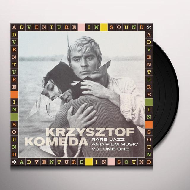 Krzysztof Komeda RARE JAZZ & FILM MUSIC: 1 Vinyl Record