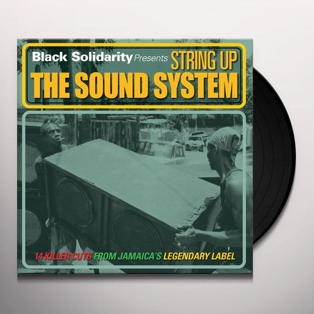 BLACK SOLIDARITY PRESENTS STRING UP THE SOUND / VA Vinyl Record