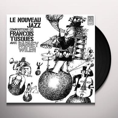 Francois Tusques / Barney Wilen LE NOUVEAU JAZZ Vinyl Record