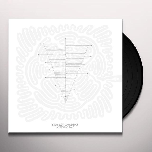 Lino Capra Vaccina Ensemble ANTICO ADAGIO Vinyl Record