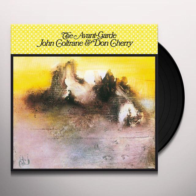 John Coltrane / Don Cherry AVANT-GARDE Vinyl Record