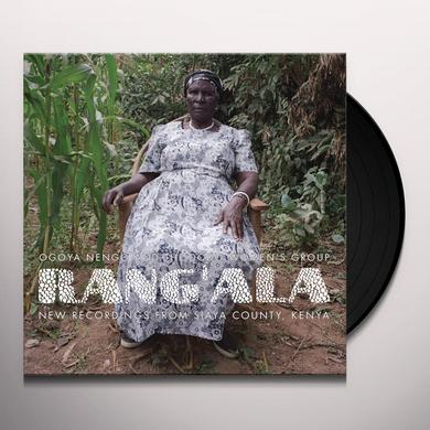 RANGALA NEW RECORDINGS FROM SIAYA COUNTY KENYA Vinyl Record - 10 Inch Single