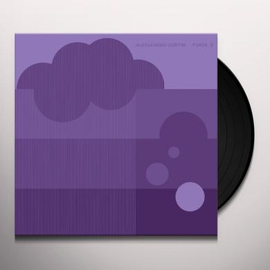 Alessandro Cortini FORSE 3 Vinyl Record