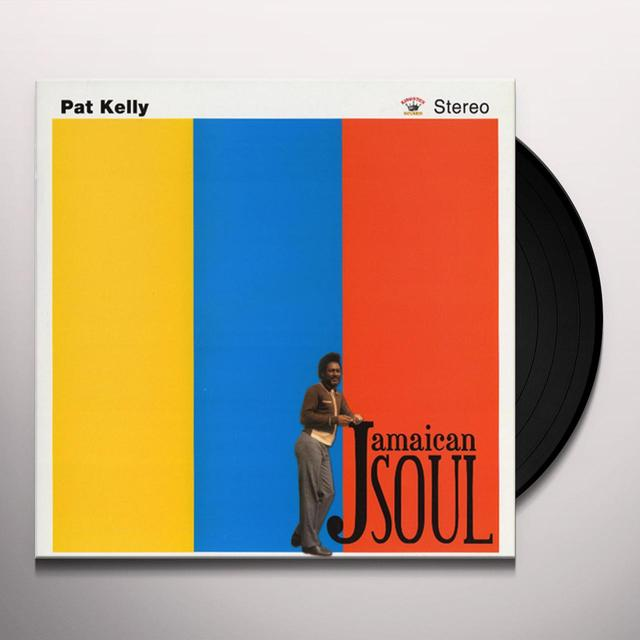 Pat Kelly JAMAICAN SOUL Vinyl Record