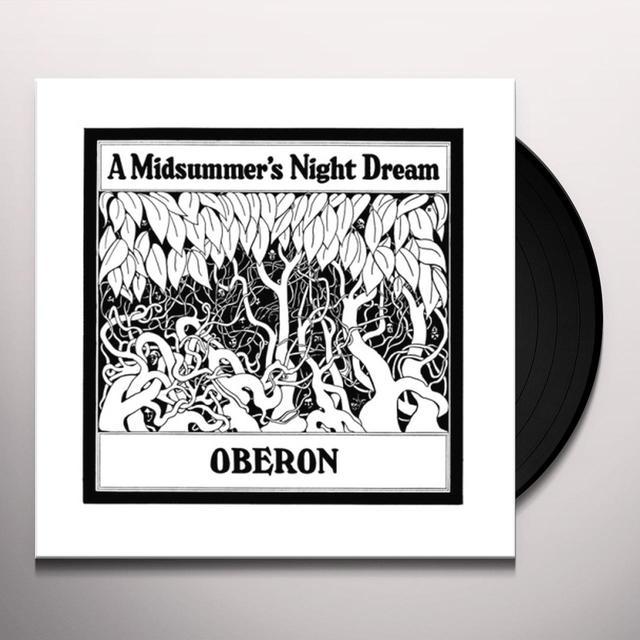 OBERON MIDSUMMER'S NIGHT DREAM Vinyl Record