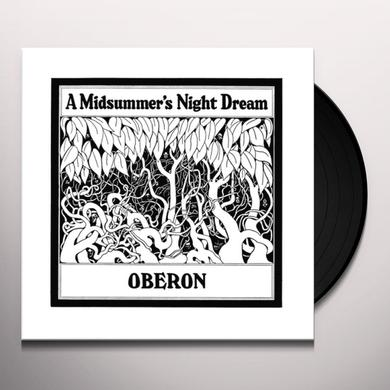 OBERON MIDSUMMER'S NIGHT DREAM Vinyl Record