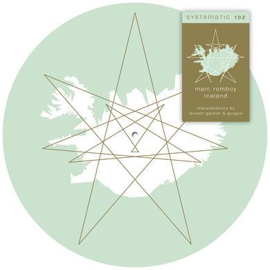 Marc Romboy ICELAND (INTERPRETATIONS BY LAURENT GARNIER Vinyl Record
