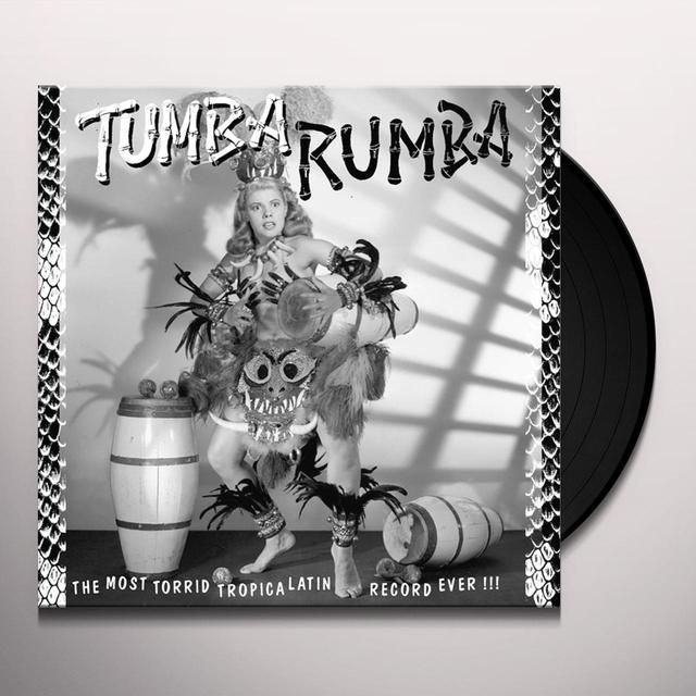 TUMBA RUMBA / VARIOUS Vinyl Record