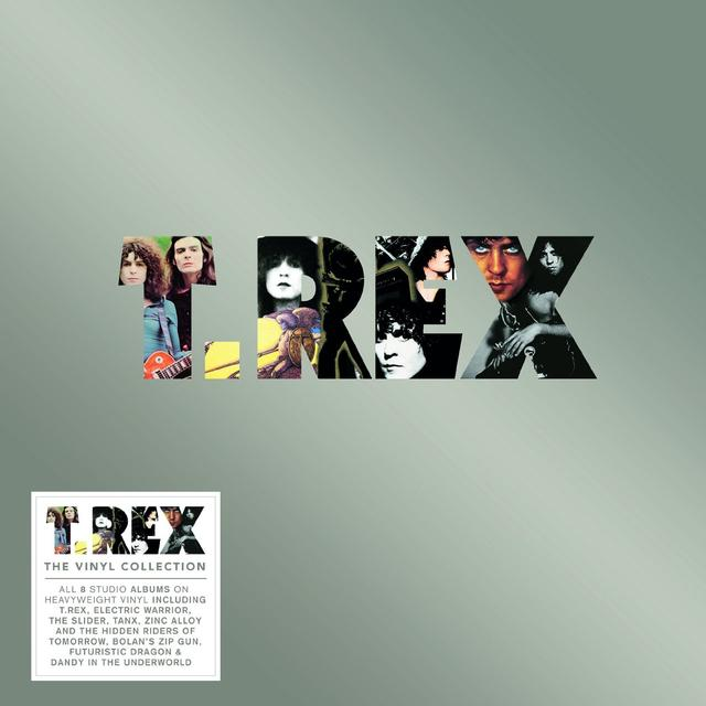 T-Rex VINYL COLLECTION Vinyl Record