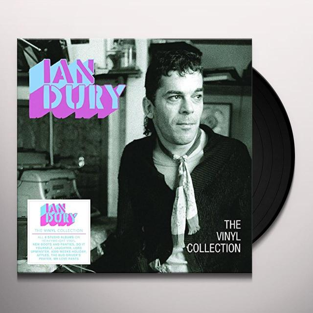 Ian Dury COMPLETE STUDIO ALBUMS COLLECTION  (COMP) Vinyl Record - UK Import